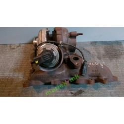 Turbosprężarka 2.0 TDI common rail 03L145721B